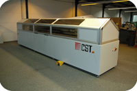 CST Rotary Laser Engraver